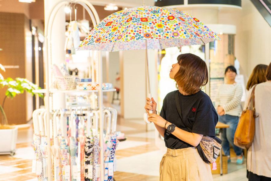 雨の日が待ち遠しくなる!?新潟初登場のレイングッズが集まる「RAIN GOODS POP-UP STORE」開催中