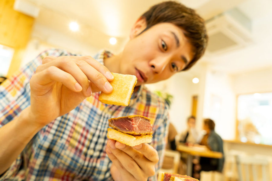 「Sandwich Box」って知ってる?サンドウィッチ専門店で「おまかせ」を試してみた