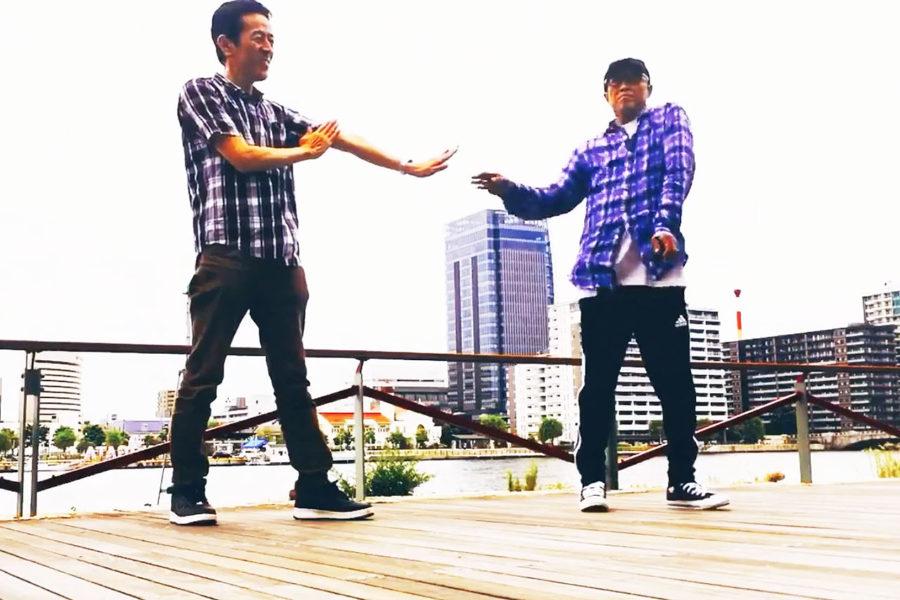 「UMI DANCE SUMMER FES 2018」のダンスバトルに挑む「ペア合計100歳超のダンスチーム」に直撃インタビュー!!