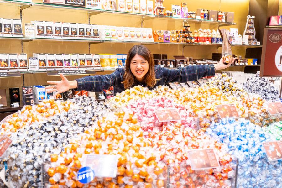 新潟初出店!!「リンツ ショコラ カフェ」がチョコレートラヴァーに送る究極のショコラ