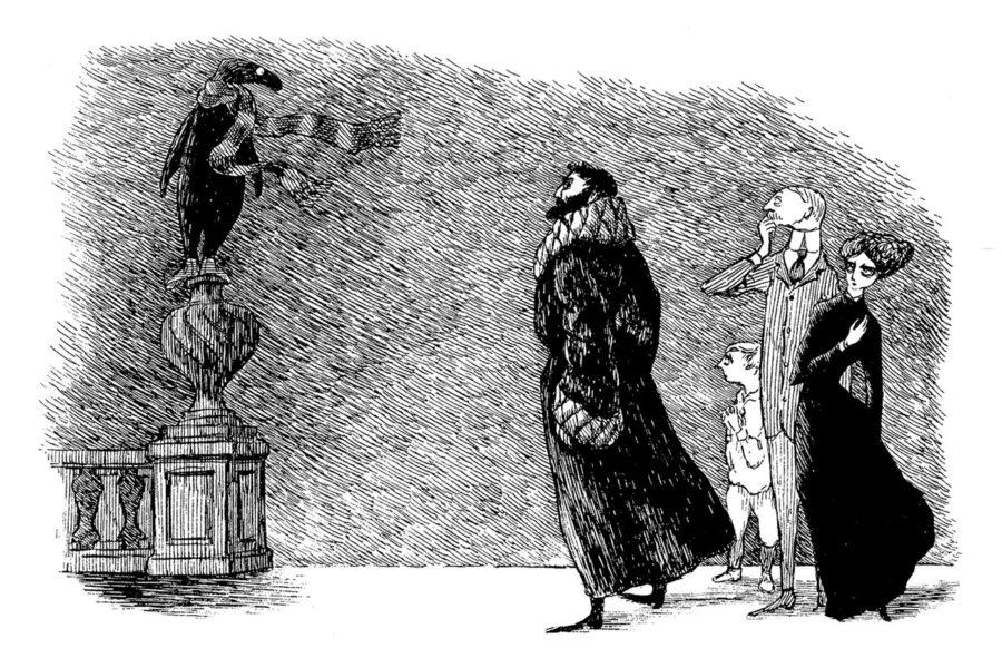 大人も夢中になる絵本作家の回顧展!「エドワード・ゴーリーの優雅な秘密」【プレゼント企画】