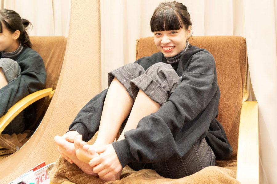 【MISS CUT IN 2019 連動企画】万代シテイ ビルボードプレイス「ネイルデコ」でプロのフットケアを体験!