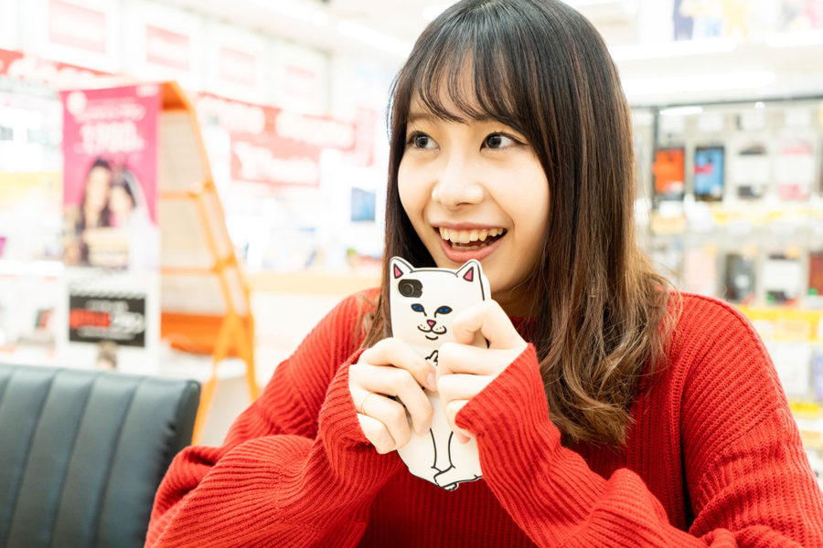 【Miss CUT IN 2019連動企画】ゲーム・携帯専門店「COMG!」のスマホ料金シミュレーションを体験!