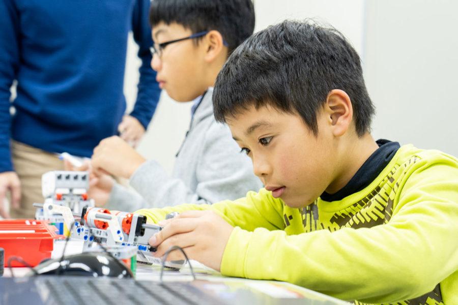 「【新潟市補助事業】小学生向けレゴロボットプログラミング体験会」疑似レポート