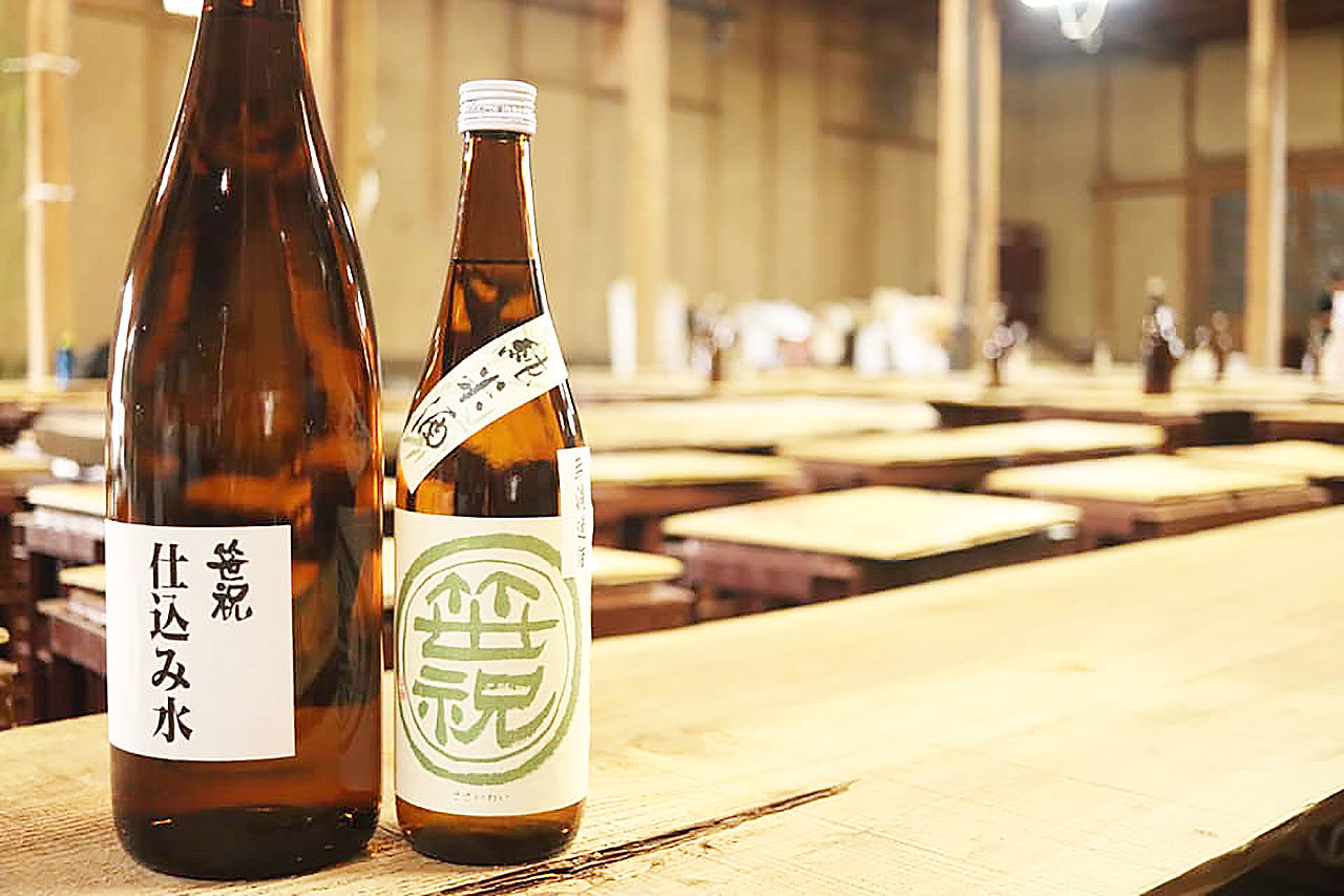 西蒲区の酒蔵「笹祝酒造株式会社」の恒例イベント「OPEN 酒蔵 蔵 be lucky!」が今年も七夕の日に開催!