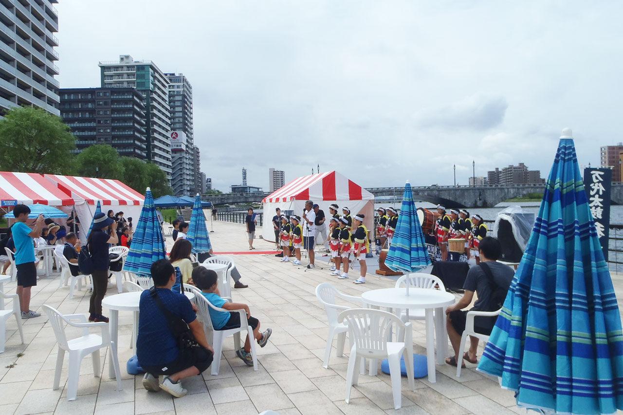 新潟市のシンボル「萬代橋」の生誕を祝う「萬代橋誕生祭」開催