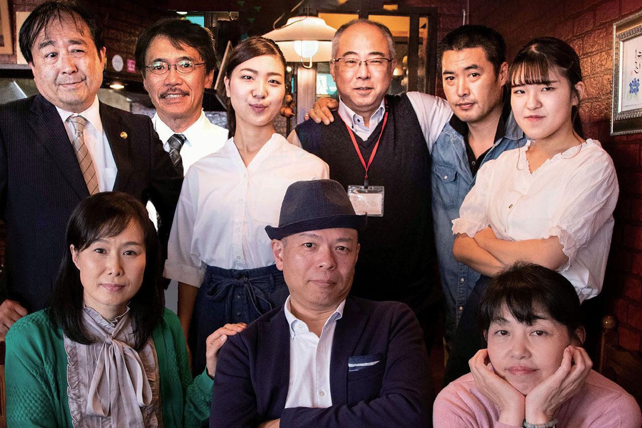 新潟市東区で活躍する市民劇団による演劇公演「アカミチ商店街奮闘記~君に捧げる愛の歌~」開催